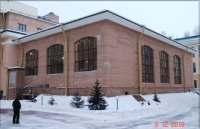 """Health and fitness complex with swimming pool"" on Vasilievsky island"